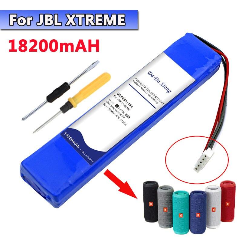 18200Mah 37.0Wh Batterij Voor Jbl Xtreme Xtreme Speaker GSP0931134 Batterijen Met Gereedschap