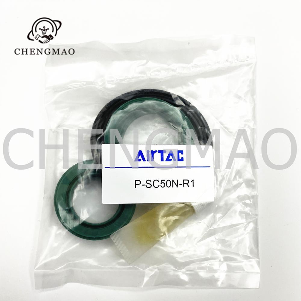 AirTAC P-SC50N-R1, nuevo y Original, cilindro de aleación de aluminio, Kit de...