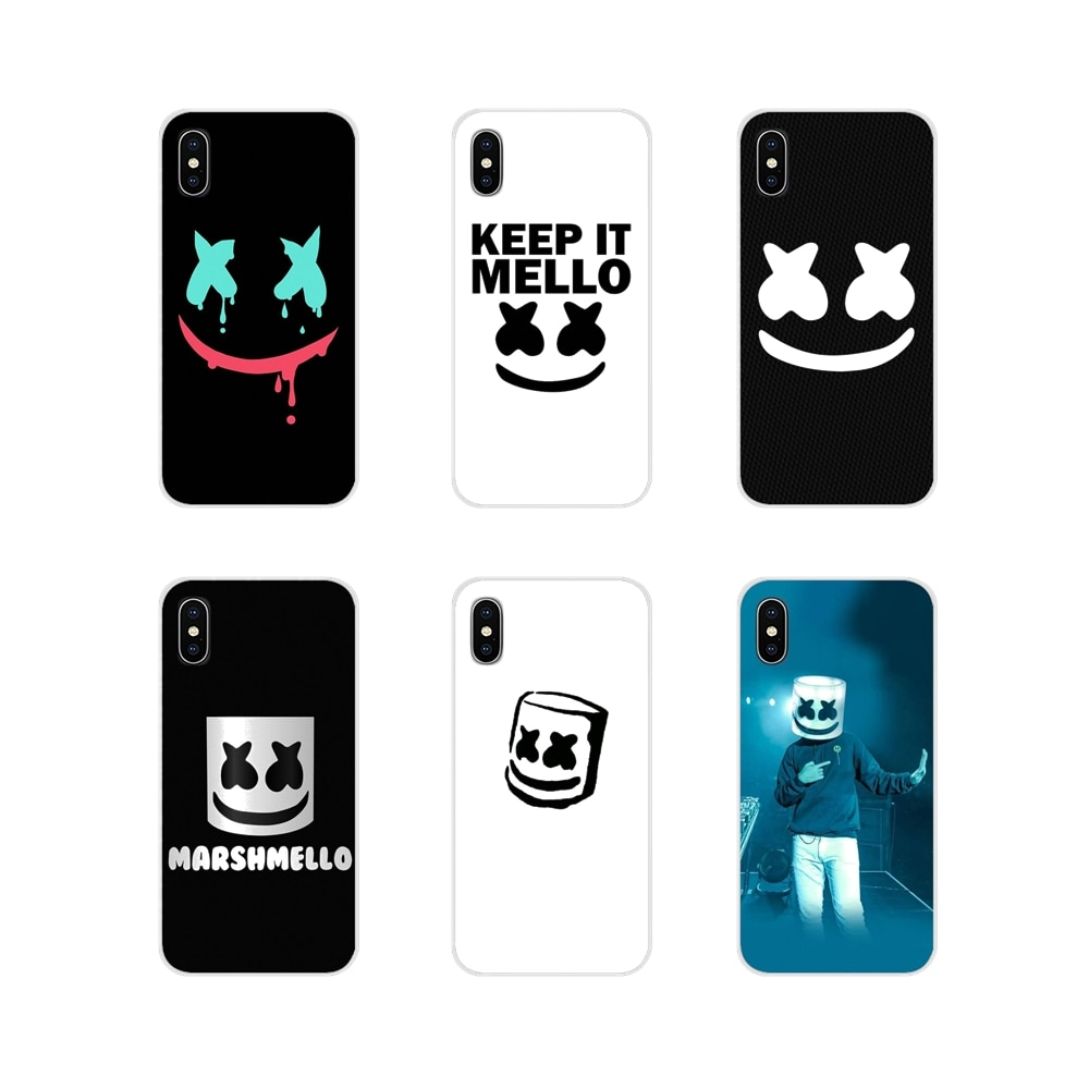 Para Samsung Galaxy S2, S3, S4, S5 Mini, S6, S7 Edge, S8, S9, S10E Lite Plus, accesorios de malvavisco, carcasas para teléfono