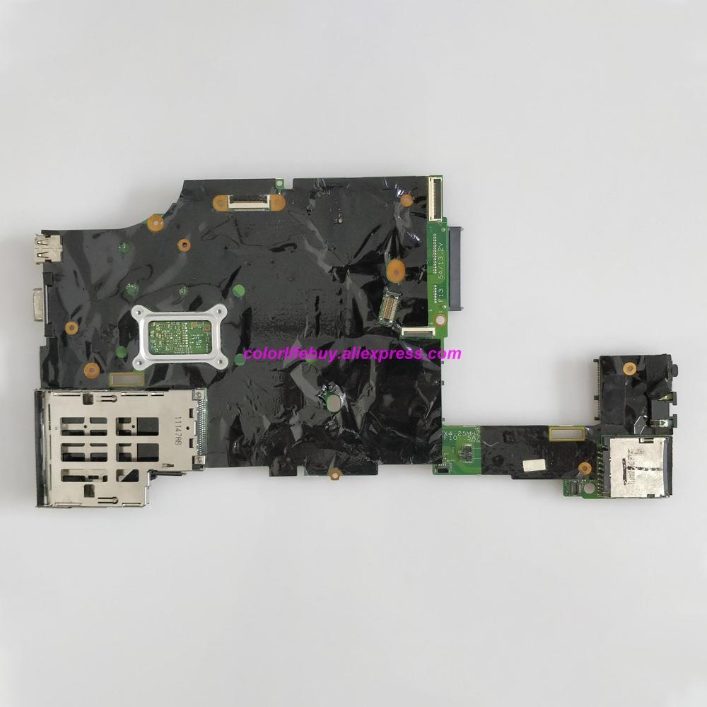 Genuine FRU: 04W3306 H0225-3 w Cel847 SR08N CPU QM67 Laptop Motherboard for Lenovo ThinkPad X220 NoteBook PC enlarge