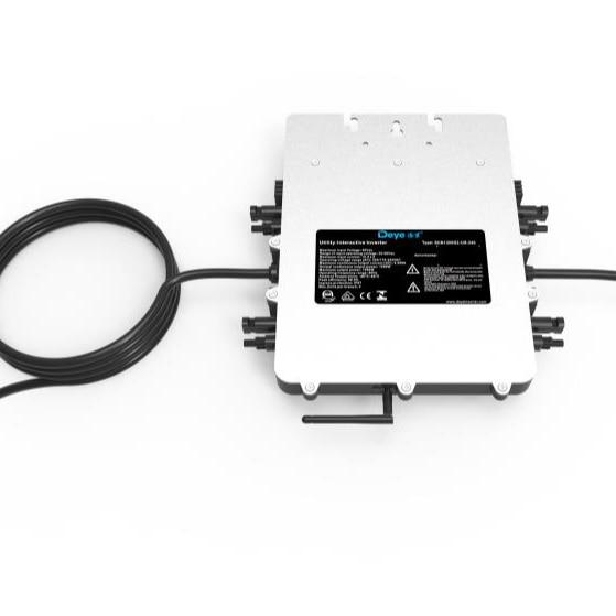 deye 1300 watts sun1300g2 us 208 240 mppt pv string micro inversor ip67 pv em fora
