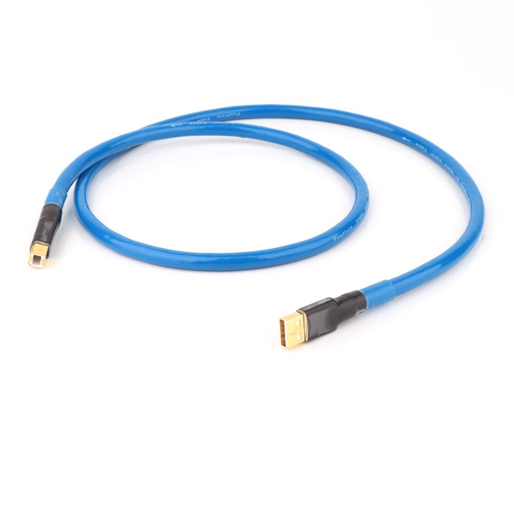 Cable USB 2,0 de alta gama, Cable Digital de Audio DAC, USB...