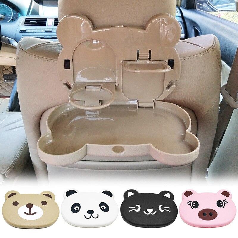 Детская обеденная тарелка, автомобильный аксессуар, столовая посуда для кормления, детская посуда с мультяшным медведем, обеденная посуда, ...