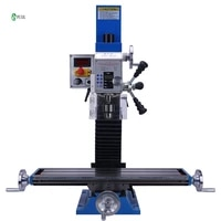 bf16 multi functional drilling and milling integrated bank drilling and milling machine mini drilling and milling machine