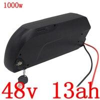 36V 48V/52V 1000W ebike battery 52V/48V 13Ah 15AH electric bike bicycle batteries for Bafang 1000W BBSHD BBS03 750W 500W BBS02