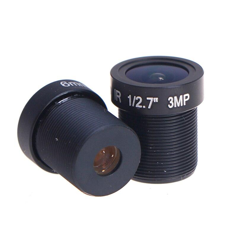 Фото - Объектив CCTV 3,6 мм 6 мм объектив камеры безопасности 3 Мп объектив камеры видеонаблюдения объектив