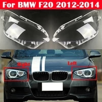for bmw 1 seriers f20 116i 118i 120i 2012 2014 replacement covers case shell headlight head light lamp headlight lens cover