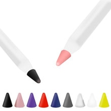 Silicone Replacement Nib Protective Cover Skin For Pencil Tip Tablet Stylu Touch