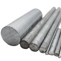 99 5 purity zinc rods zn anode metal plating round bar