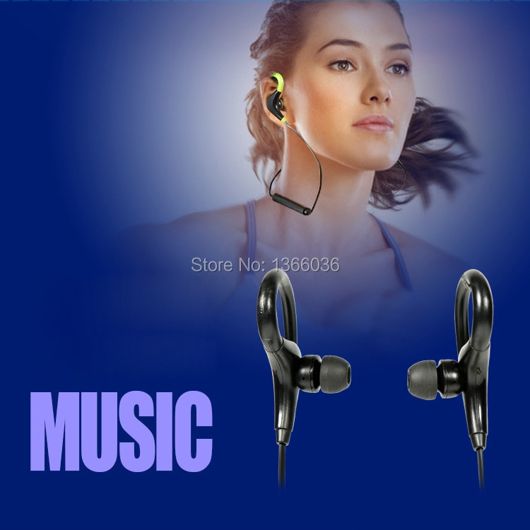 300pcs/lot Bluetooth 4.1 Wireless Stereo Earphone Earbuds Sport Headphone Universal For iPhone Samsung Huawei XIaomi