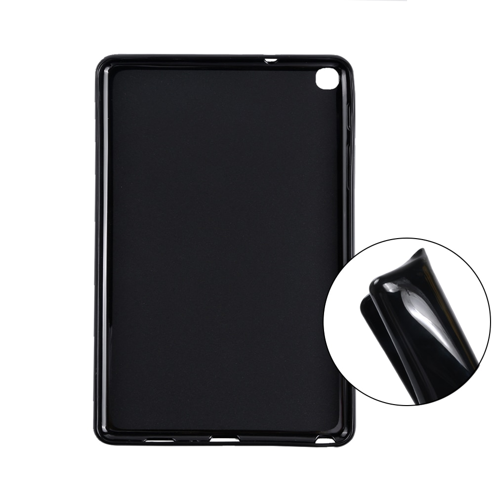 Case For Samsung Galaxy Tab A 8.0'' (2019) SM-T290 SM-T295 Soft Silicone Protective Shell Shockproof Tablet Cover Bumper Funda