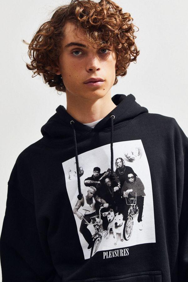Korn x prazeres exclusivo og hoodie urbano topos outfitters metal unisex tamanho S-3Xl