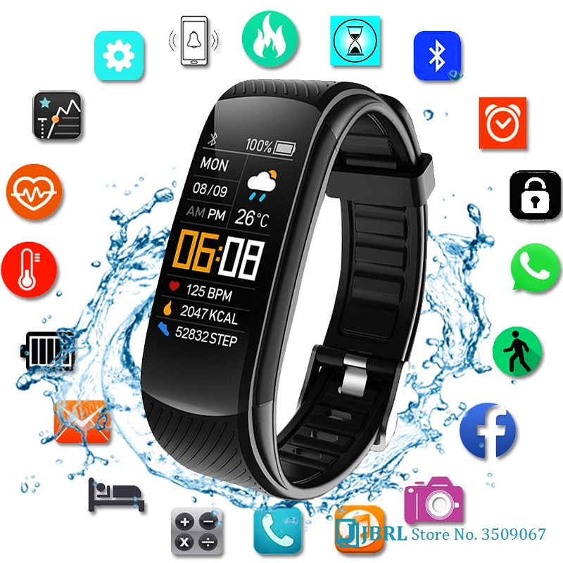 original kw88 smart watch 1 39 inch mtk6580 quad core 1 3ghz android 5 1 3g smart watch 400mah 5 0 mega pixel heart rate monitor 2021 Smart Watch Men Women Sport Smartwatch Fitness Tracker Watch For Android iOS Heart Rate Monitor Electronic Clock Waterproof