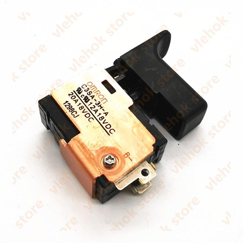 حقيقية DC-SPEED التحكم 18V التبديل لشركة هيتاشي DH18DSL DH18DMR DH18DL DH14DSL DH14DMR DH14DL 328484 مطرقة السلطة أداة الجزء