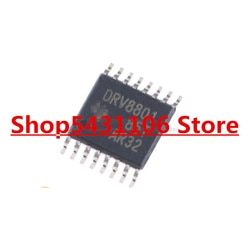 10 pçs/lote DRV8801PWPR DRV8801PWP DRV8801PW DRV8801P DRV8801 8801 HTSSOP16