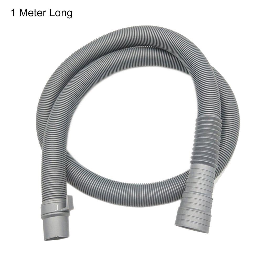 Универсальный шланг для слива отходов в стиральной машине, удлинитель для шланга для отходов, подходит для выпускных отверстий до 32-42 мм