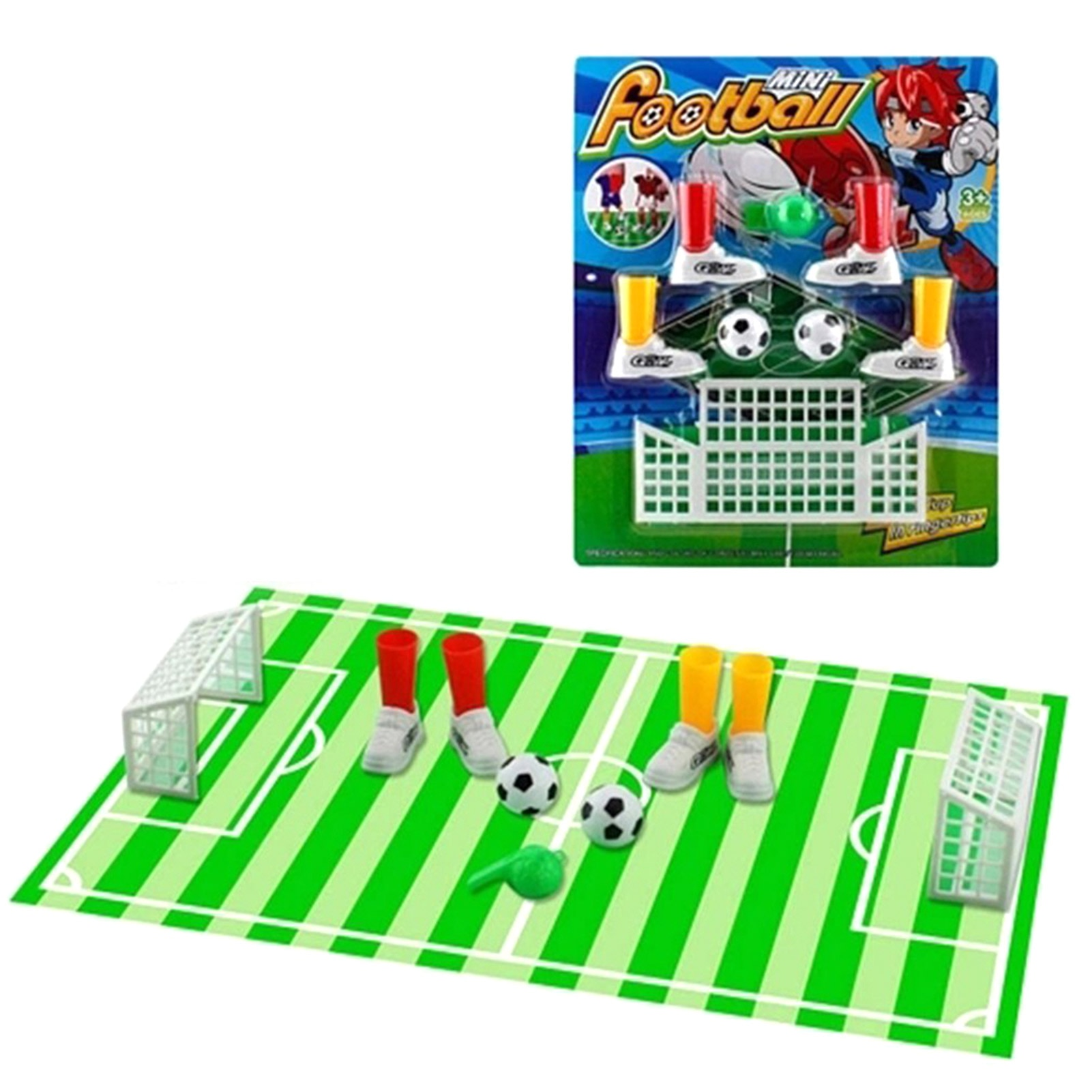 Фото - Пальчиковая футбольная игрушка, детская игра, Забавный Пальчиковый футбол, подарок на день рождения для вечеринки, игры, Мультиплеер для ма... настольные игры bradex настольная игра пальчиковый футбол