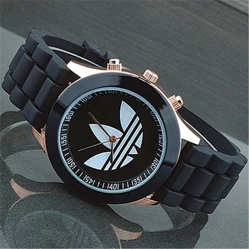 Reloj Mujer New famous brand women sports watch casual fashion silicone dress watches women quartz w