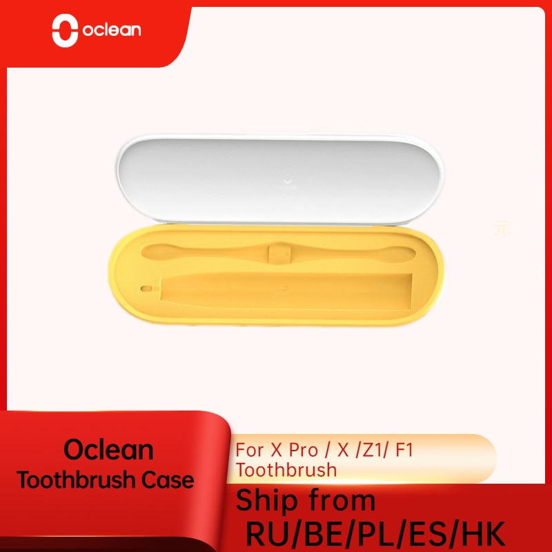 Oclean Electric Toothbrush Travel Case For Oclean X Pro/X/Z1/F1 Portable Cassette Electric Toothbrush Holder Storage Box Travel