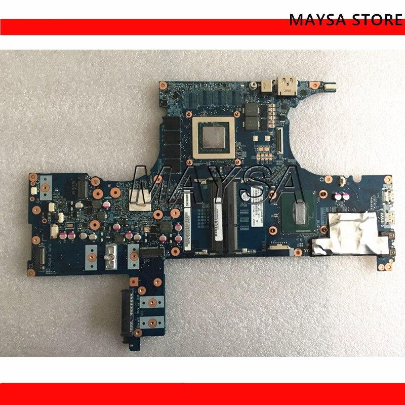 6-77-P670SA0A-N03 P670SA carte mère LAPOTP adaptée à la carte mère du système Clevo P670SA