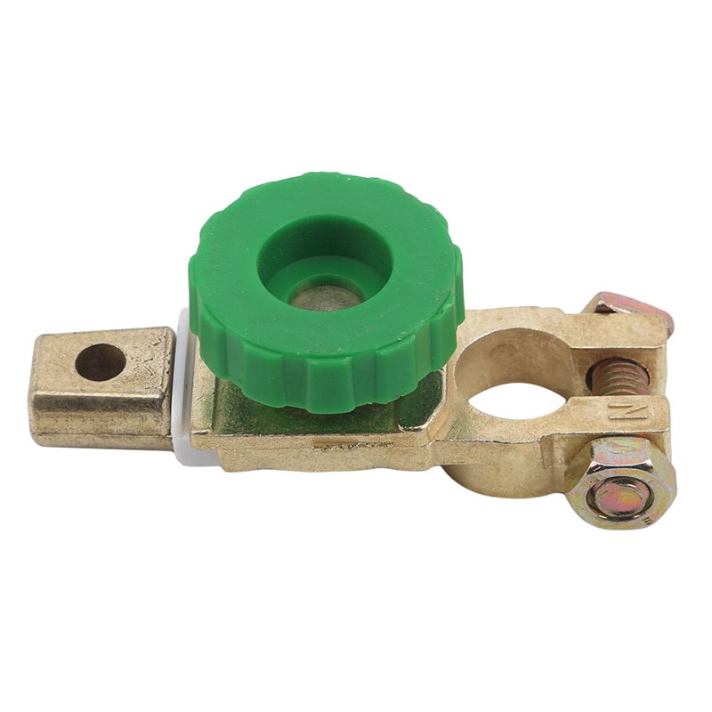 AliExpress - Professional Zinc Alloy Copper Battery Terminal Link Switch Quick Cut-off Disconnect Isolator Switch Auto Car Accessories