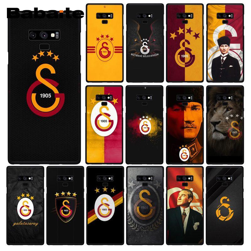 Babaite Turquía Galatasaray Mustafa Kemal Ataturk caso de teléfono para Samsung Galaxy A50 Note9 8 7 5 10 Pro J5 J6 primer J7 DUO