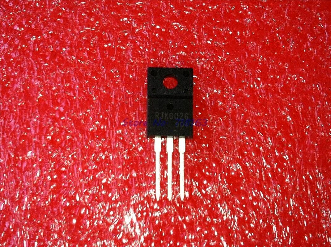 1 шт./лот RJK6026DPP-EO RJK6026DPP RJK6026 TO-220F в наличии