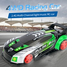 Remote Control Car 1:20 Scale 4WD Racing Car 2.4GHz RC Toy Car Gifts for Kids and Adults