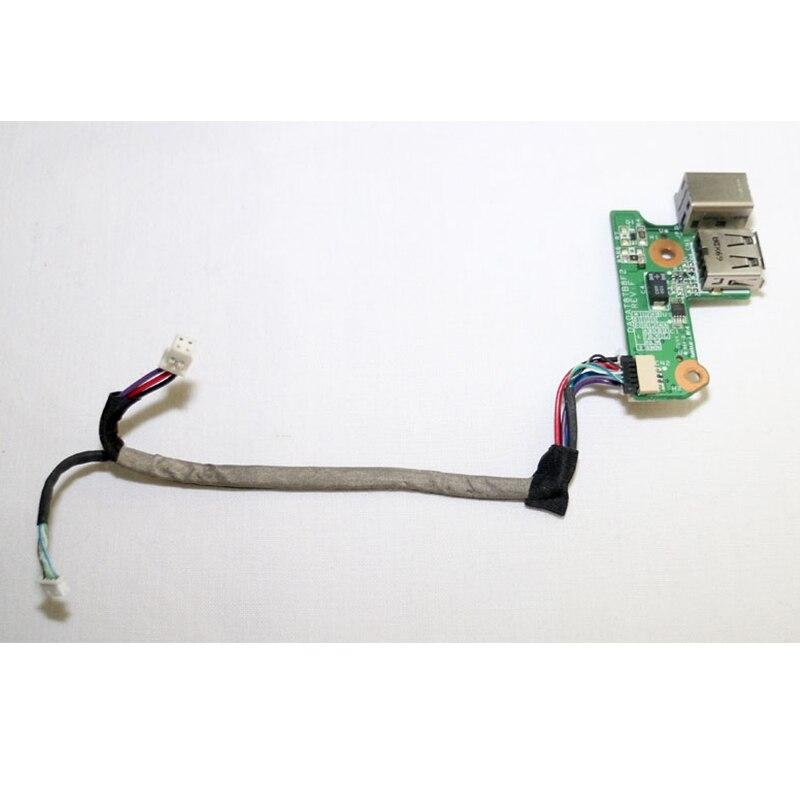 Nuevo para HP DV6000 Presario F500 F700 V6000 DC Cable Jack 65W...