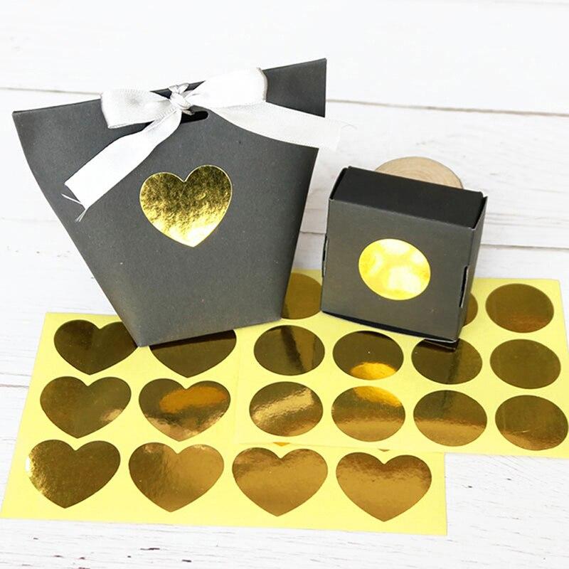 5-hojas-hechas-a-mano-corazon-dorado-pastel-de-oro-dulce-embalaje-sellado-etiqueta-pegatina-hornear-diy-regalo-de-fiesta-papeleria-pegatinas