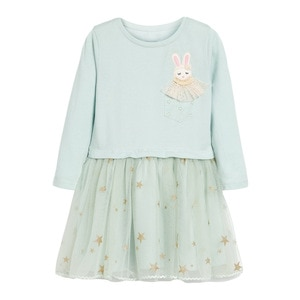 HH Children's Clothing Dresses for Girls Cartoon Cute Dresses for New Year 2021 Baby Toddler Casual Clothes Kids Thicken Dress