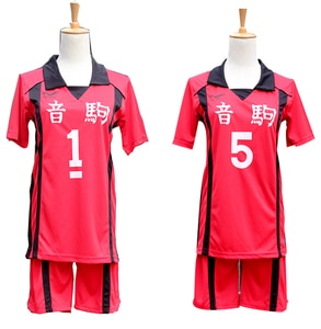 Haikyuu Cosplay Costume NEKOMA High School Volleyball Club Sportswear Jerseys Uniform