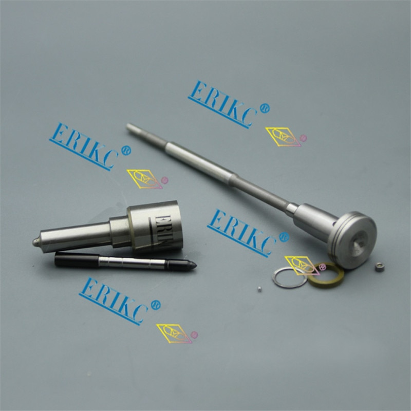 0445110146 0445110021 Kits de reparación de inyectores válvula F00VC01005 boquilla DSLA140P862 (0433175230) para RENAULT  7700107165 8200212715