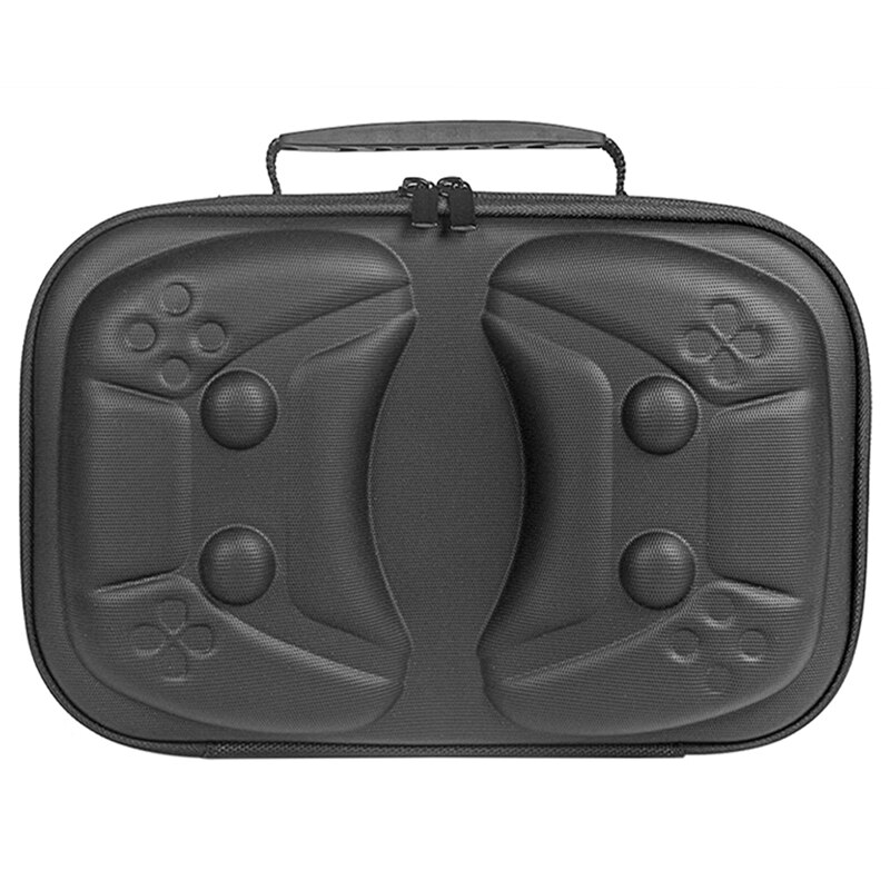 Travel Carrying Case Portable Storage Controller Bag Pouch Hard Case Cover Shockproof for Sony PS5 Gamepad Protect