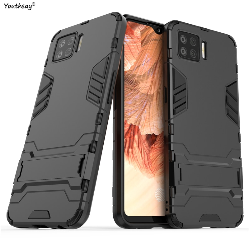 For OPPO F17 Case For OPPO F17 Case Protective Fundas Cover For OPPO F17 Cover Shell Rubber Silicone