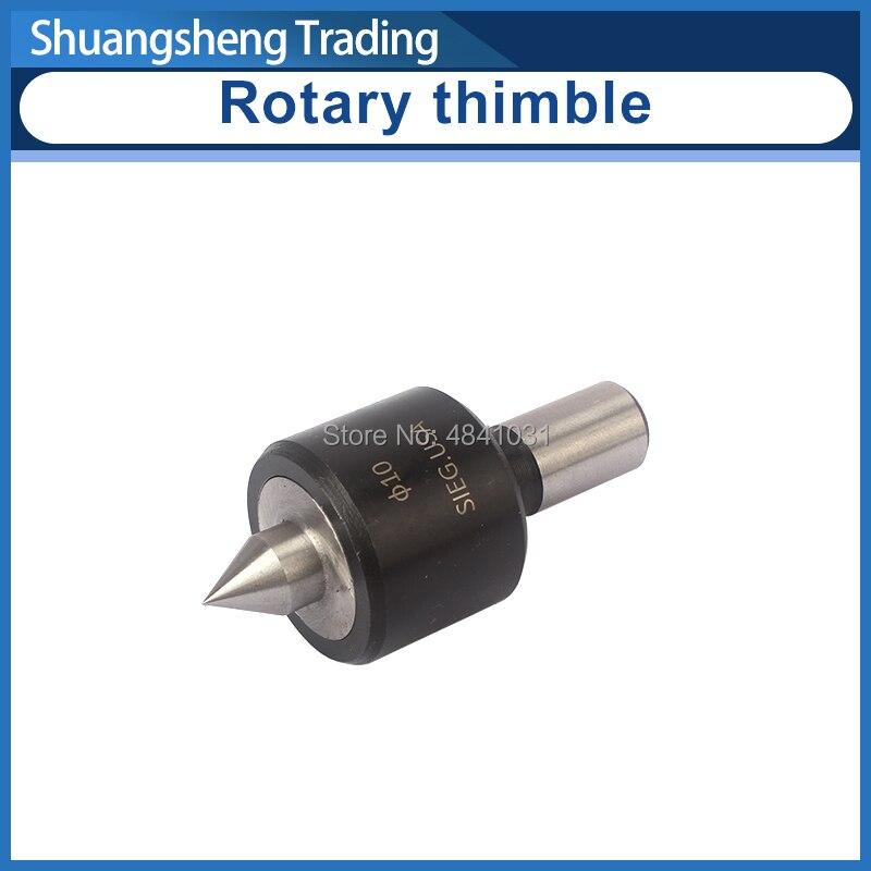 Dedal rotativo 10mm Centro giratorio para SIEG C0 torno S/N10156
