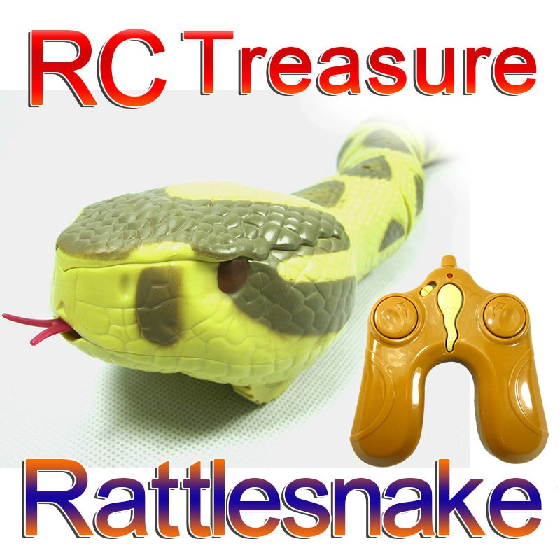 Remote Control Rattlesnakes Tricky Toys With Egg Remote Control For Children FSWOB enlarge
