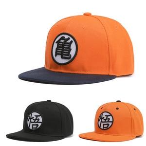 NEW Anime  Seven Monkey King Wuzi Hip Hop Baseball Cap Adult Flat Sun Hat