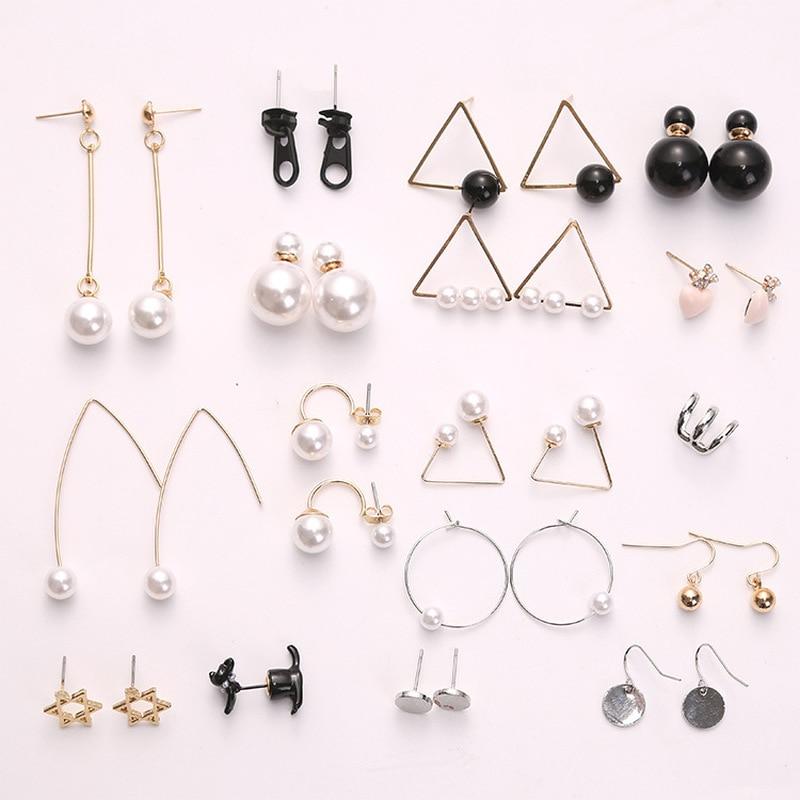 Pendientes para mujer 2020 nuevas baratijas de moda para niñas accesorios de joyería para oreja anillos borla