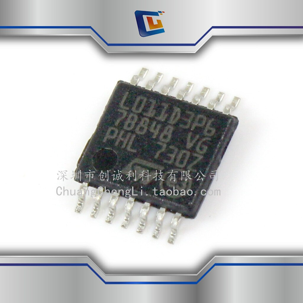 5 unids/lote nuevo STM32l011d3p6 Cortex-M0 Original + microcontrolador de 32 bits SCM Chip