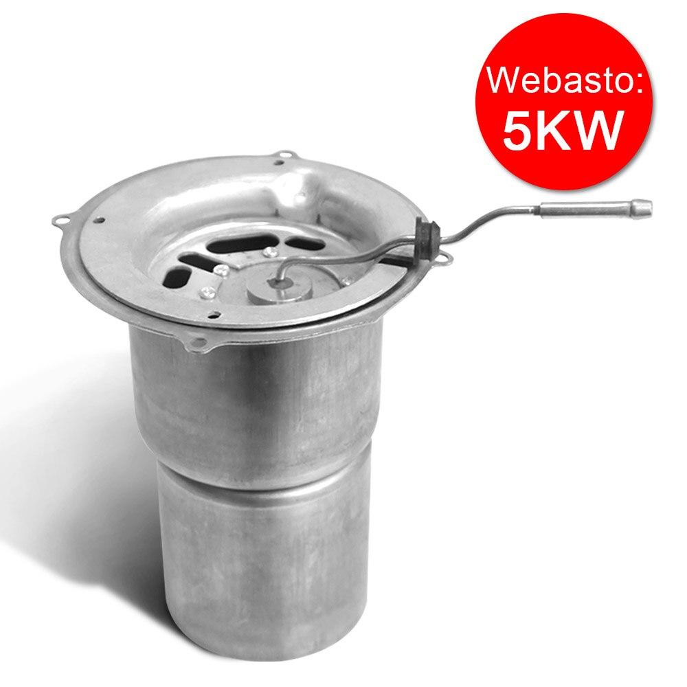 TopAuto 5KW Combustion Chamber For Webasto Air Top Evo 40/55 5000ST Heater Burner Cars Truck Caravan Boat Diesel Parking Heater
