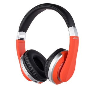 Wireless Headphones Bluetooth Headset Foldable Stereo Gaming Earphones with Microphone Support TF Card For IPad Phone