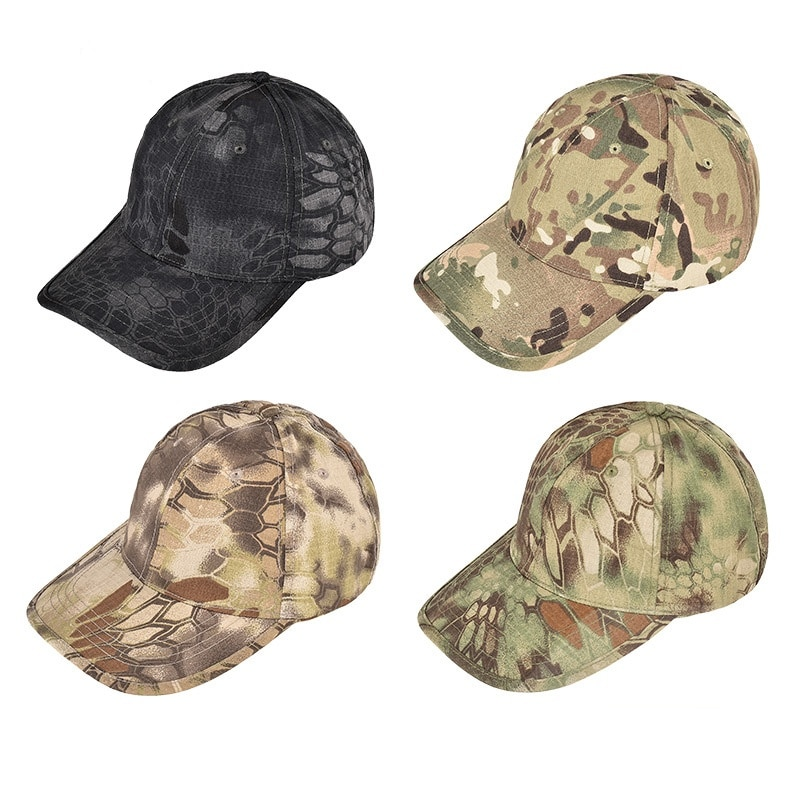 US Army Military Tactical Hat Camo Baseball Cap Men Camouflage Browning Hats Outdoor Sports Airsoft Fishing Hiking Hunting Caps
