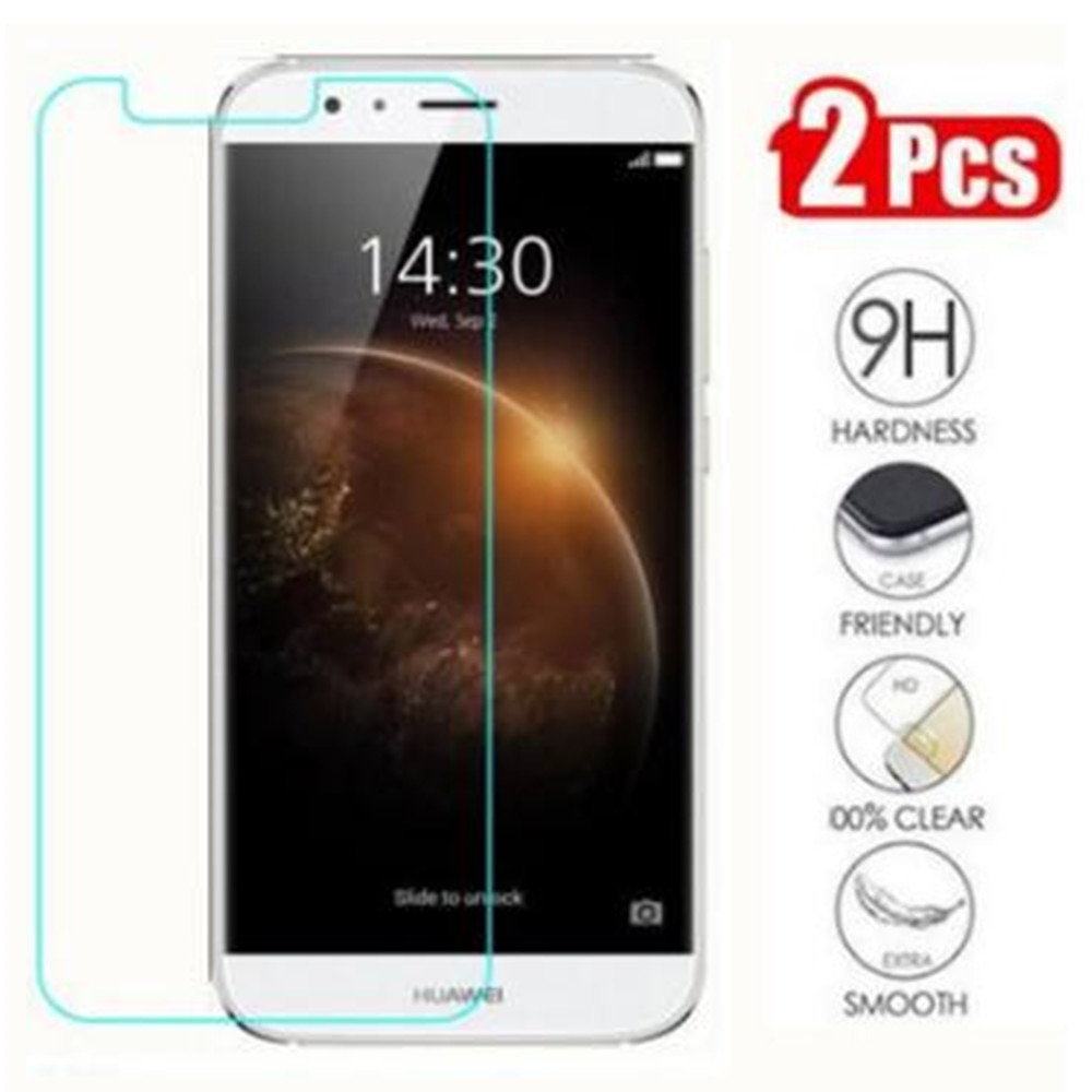 Cristal templado 9H 2.5D para Huawei G8 GX8, funda de cristal de película de teléfono móvil, funda de cristal para Huawei G8 GX8 RIO-L01, Protector de pantalla de RIO-L02