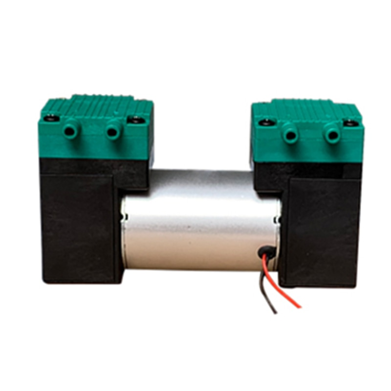 Фото - Miniature vacuum pump AC110V small pump DC24V inflating pump AC220V beauty instrument negative pressure pump DC12V air pump pump