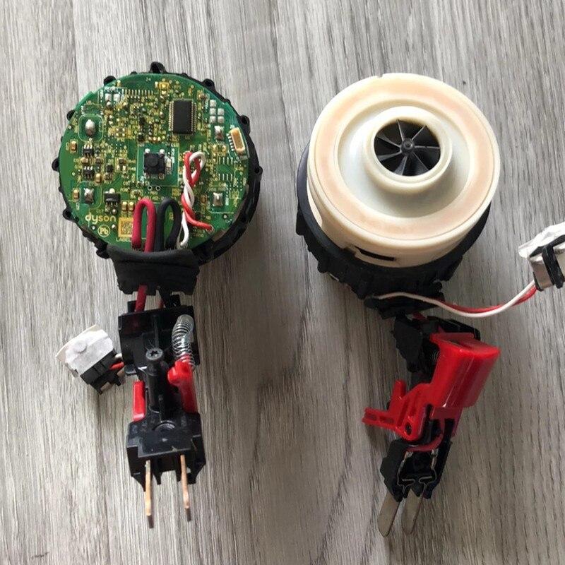 الأصلي محرك مكنسة كهربية اللوحة الأم التبديل ل Dyson V6 مكنسة كهربائية