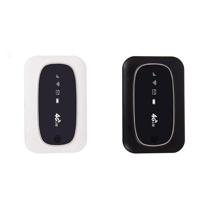 M7 4G موزع إنترنت واي فاي المحمولة MiFi 150Mbps 2000MAh راوتر لاسلكي جيب واي فاي المحمول نقطة اتصال مع فتحة للبطاقات Sim