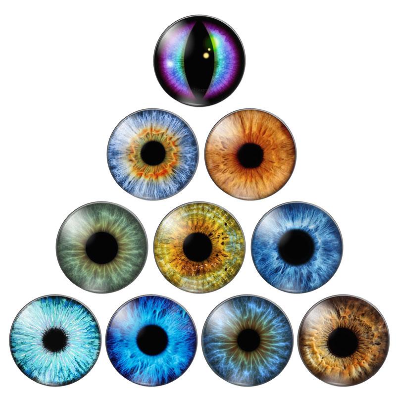 10 Uds. De 5 pares de Ojos de dragón de Ojos de...