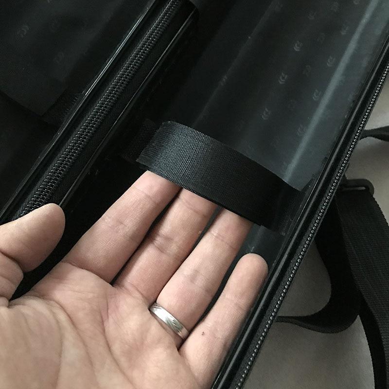 2021 New High Quality 130cm with Bracket Fishing Bag 3kg Anti-drop Fishing Backpack Anti-shock Pc Material Waterproof enlarge