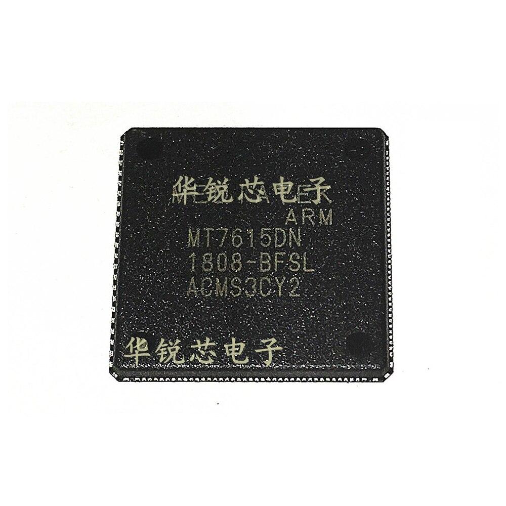 10pcs/lot MT7615 MT7615DN QFN New Original Genuine bcm53125skmmlg qfn